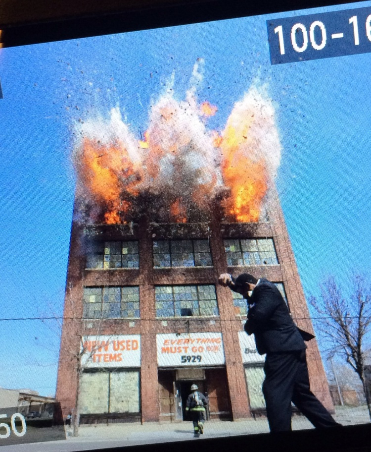 House 51, Report! from Chicago Fire